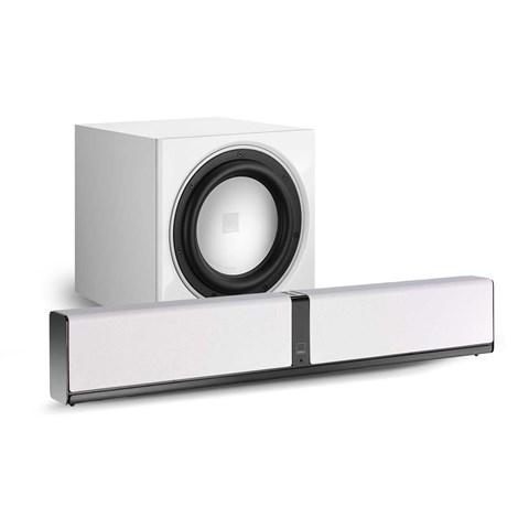 DALI DALI KUBIK ONE + SUB E-9 F Musikanläggning med Bluetooth Musikanläggning med Bluetooth