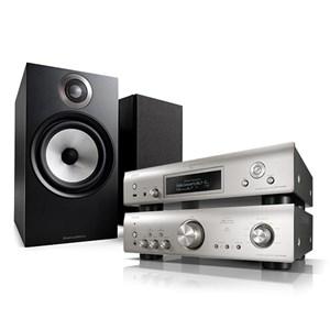Denon DNP-800NE + PMA-800NE + B&W 606 Stereoanlegg