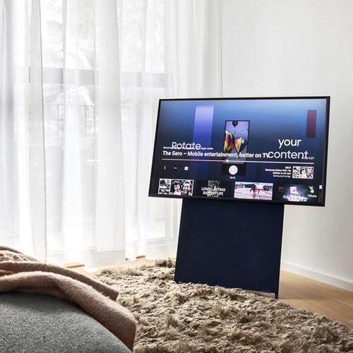 Samsung The Sero QLED-TV