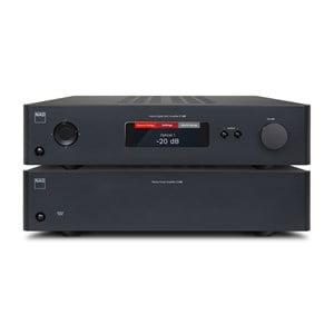 NAD C368 + C268 Förstärkare med Bluetooth