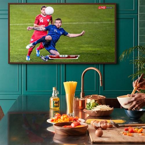 """Samsung The Frame 32"""" QE32LS03TC QLED-TV"""