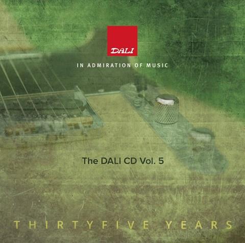 DALI The CD Vol. 5 CD-plate