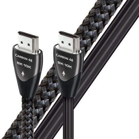 AudioQuest Carbon HDMI Ultra High Speed HDMI-kabel