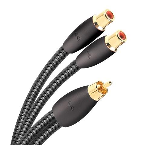 AudioQuest Y-Splitter (1M/2F) Y-split/Y-adapter