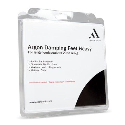 Argon Audio Audio Damping Feet Dæmpningsfødder