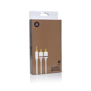 Argon Audio Classic MJIN1 Minijack kabel