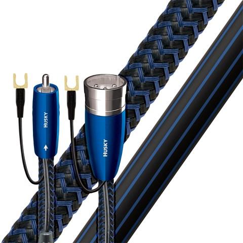 AudioQuest Husky (RCA) Subwoofer-kabel