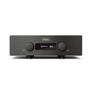 HEGEL H390 Stereoforsterker med streaming