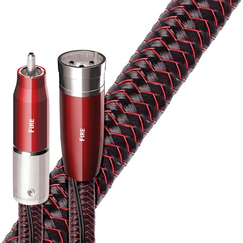 AudioQuest Fire (XLR) Signalkabel