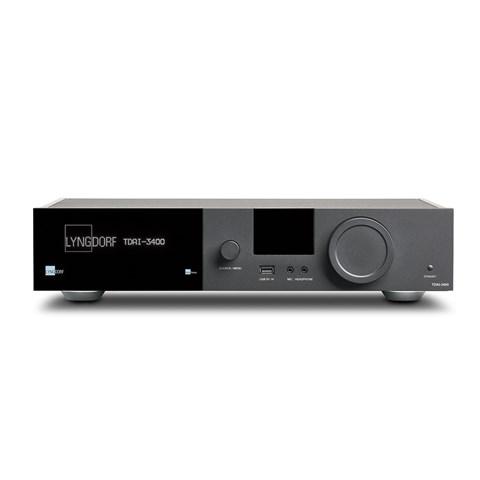 Lyngdorf TDAI-3400 Stereoforstærker med streaming