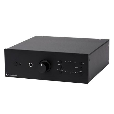 Pro-Ject Pre Box DS2 Digital Hoofdtelefoonversterker