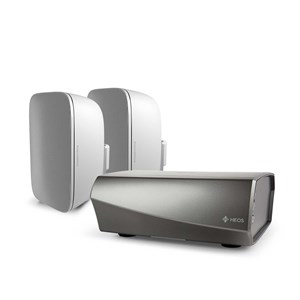 Amp HS2 + Bowers & Wilkins AM-1 Digitalverstärker mit Streaming