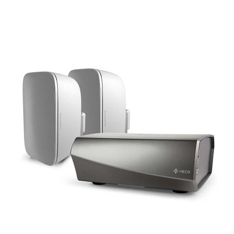 Amp HS2 + Bowers & Wilkins AM-1 Digital förstärkare med streaming Digital förstärkare med streaming