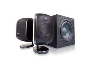 Bowers & Wilkins M-1 + ASW608