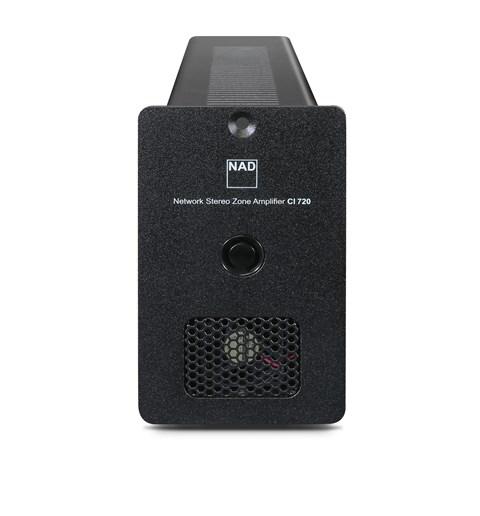 NAD CI720 v2 multiromsforsterker