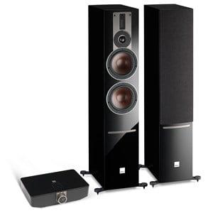 DALI Rubicon 6 C + Sound Hub Aktiv høyttalersystem
