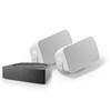 AMP + Outdoor Kompaktanlæg med Streaming