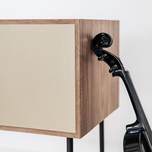 LEMUS Speaker Frame 1215 Stofftür