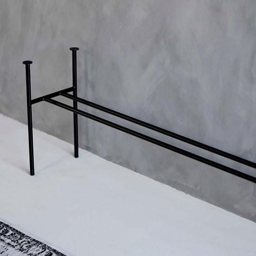 LEMUS HOME Artistic Steel Frame Golvstativ