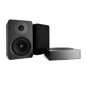 AMP + ARGON ALTO 5 MK2 Digitalverstärker mit Streaming