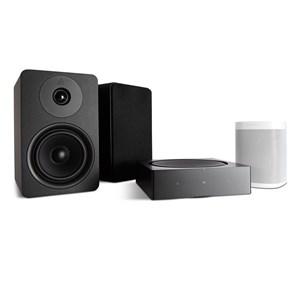 Sonos SONOS AMP + ARGON ALTO 5 MK2 + One (Gen 2) Digital förstärkare med streaming