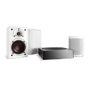 AMP + DALI SPEKTOR 1 + SONOS ONE (Gen 2) Digitalforsterker med streaming
