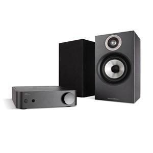 NAD AMP1 + B&W 607 Stereoanläggning