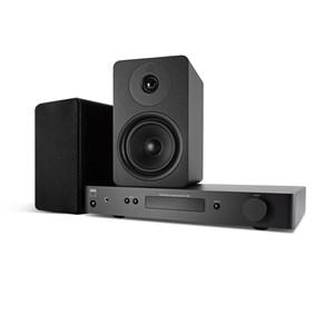 NAD C338GR + ARGON ALTO 5 MK2 Digital förstärkare med streaming