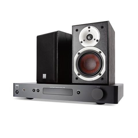 NAD NAD C338 + DALI SPEKTOR 1 Digital förstärkare med streaming Digital förstärkare med streaming