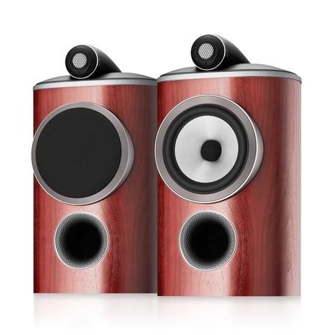 Bowers & Wilkins 805 D4 Kompakt högtalare