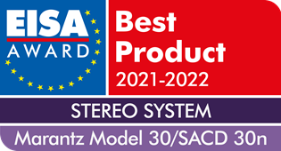 EISA Award Marantz 2021-2022