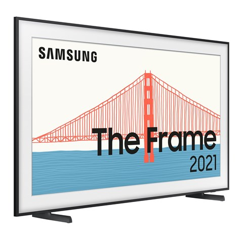 "Samsung The Frame 85"" QE85LS03A QLED-TV"