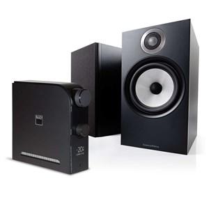 NAD D3045 + B&W 606 Förstärkare med Bluetooth