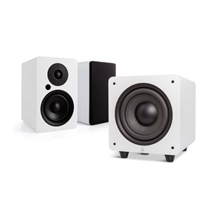 Argon Audio ALTO 4 ACTIVE + BASS8 Stereosystem