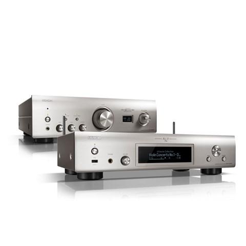 Denon Denon PMA-1600NE + DNP-800NE Stereoanläggning Stereoanläggning