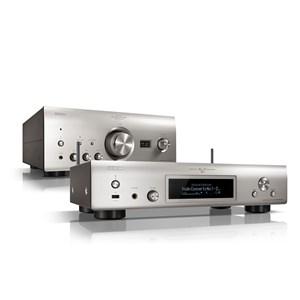 Denon PMA-2500NE + DNP-800NE Stereoanlegg