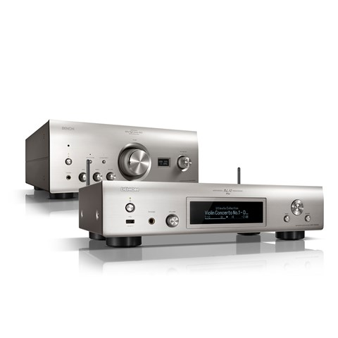 Denon Denon PMA-2500NE + DNP-800NE Stereoanlegg Stereoanlegg