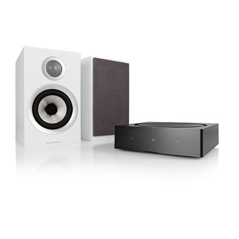 Sonos Sonos Amp + B&W 707 S2 Stereosystem Stereosystem